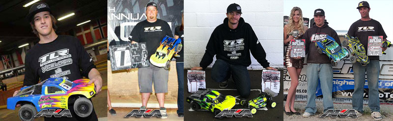 TLR Selects AKA As Team Tire Supplier For Their Short Course Program