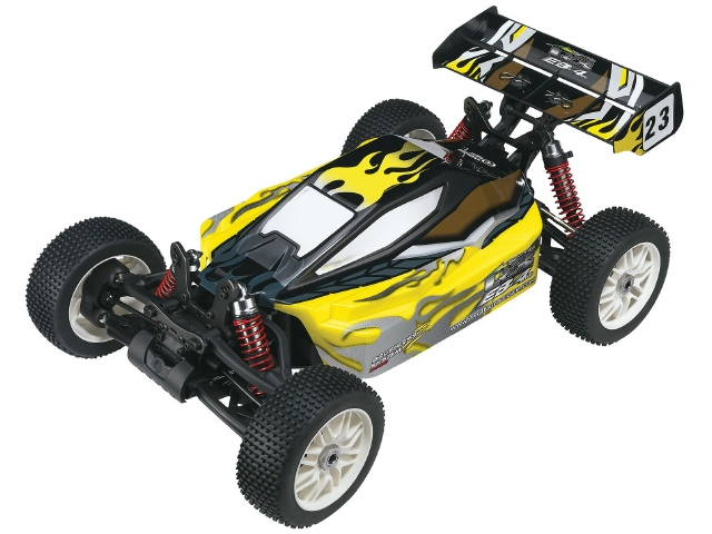 Thunder Tiger 1/8 EB-4 G3 4WD Brushless RTR Buggy