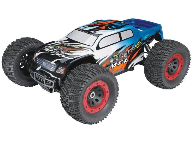 Thunder Tiger 1/8 MT4 G3 Brushless 4WD RTR Monster Truck