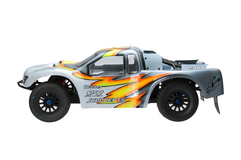 JConcepts Truth V2 Body For Slash, Slash 4×4, And SC10