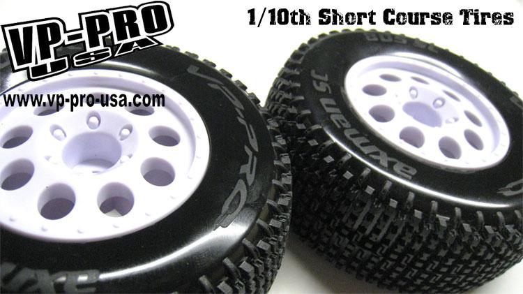 VP-Pro USA Axman SC Tires