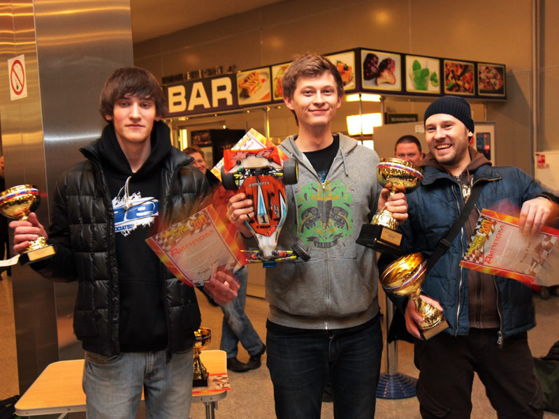 X Factory Wins Russian Winter National Championship