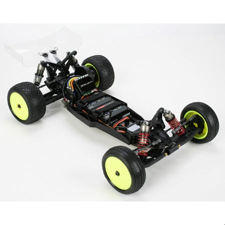 Acer Has Your TLR 22 Diff Balls