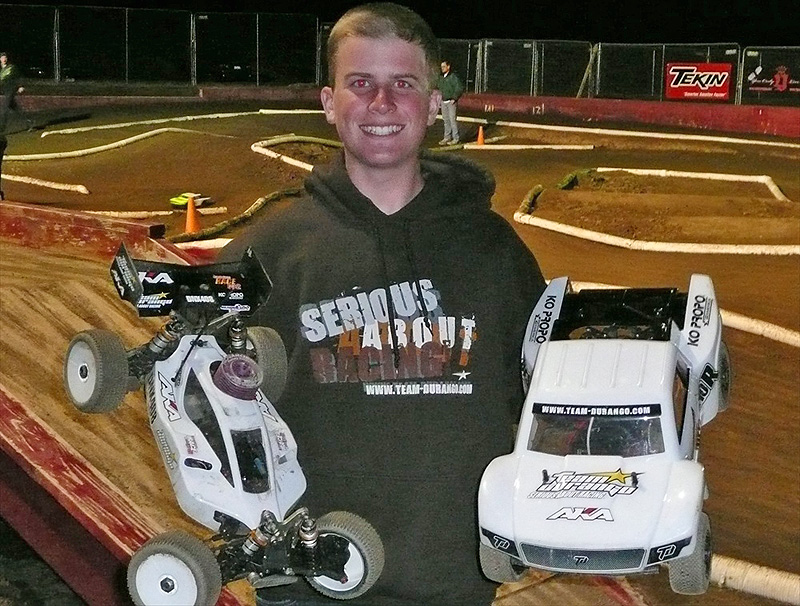 Carson Doubles at the ARC Raceways Spring Shootout