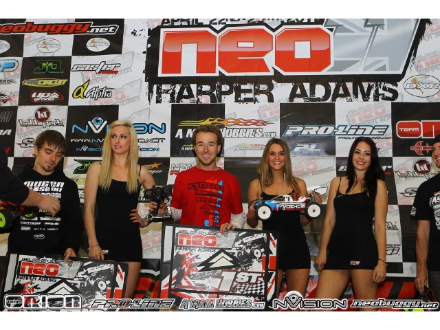 Jared Tebo Takes Neo 2011 Title