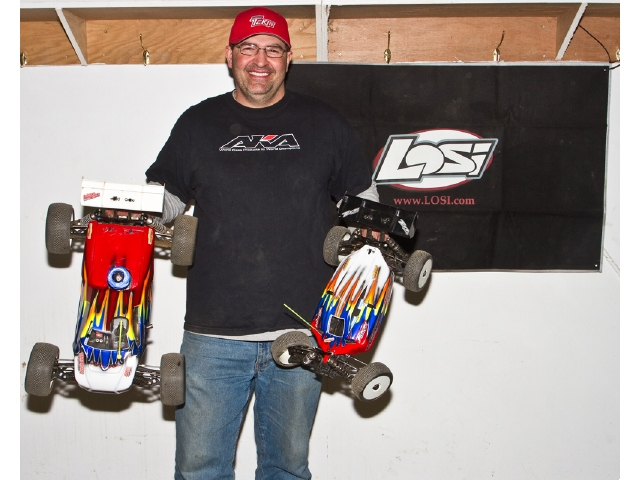 Jim Kvidera Wins The 5th Annual Canadian Indoor National Championships