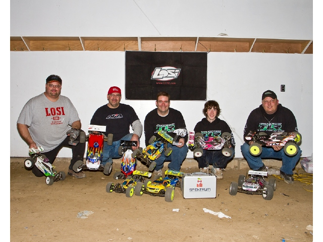 Team Losi Racing Wins At 5th Annual Canadian Indoor Championships