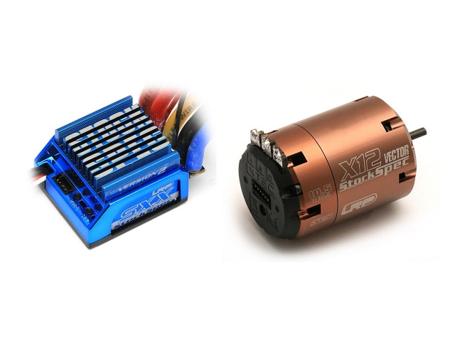 LRP Releases New Stock-Spec Brushless Combos