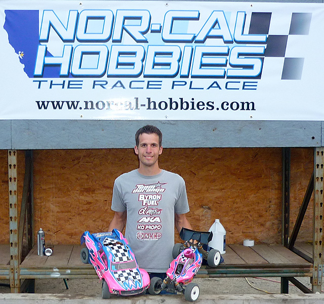 Ryan Lutz Wins 1/8 Buggy And Short Course Classes At Nor-Cal Championship Series