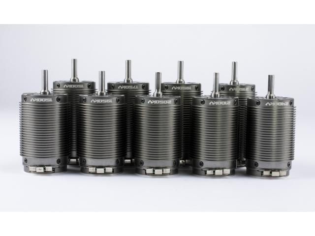 Orion Vortex MR8 And MR8L 1/8 Sensored Brushless Motors