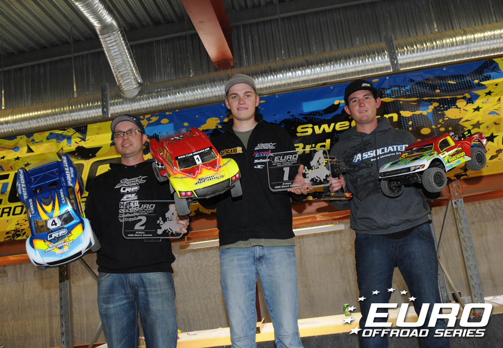 Jörn Neumann Takes EOS Pilot Race In 4×4 Short Course With JConcepts