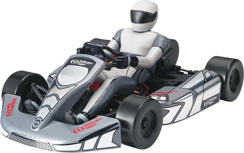 Thunder Tiger KT8 1/8 RTR Go Kart