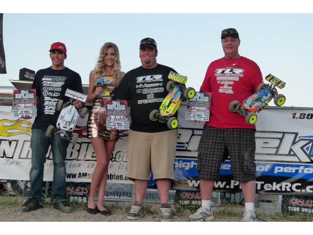 Team Losi Racing Wins In 1/8 Electric Buggy And 2WD/4WD SC At 2011 Silver State Nitro Challenge