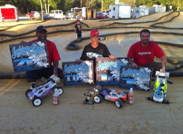 Derek Guidry Wins Pro Truggy And Open 2WD SC At Louisiana State Championship