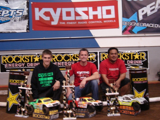 2nd Annual Rockstar SC Series: Kyosho Dominates