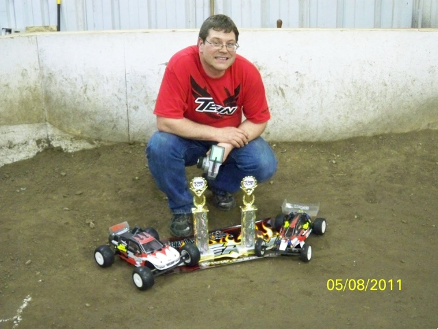 Revolution Raceway 12 Week Points Series: Tekin Wins