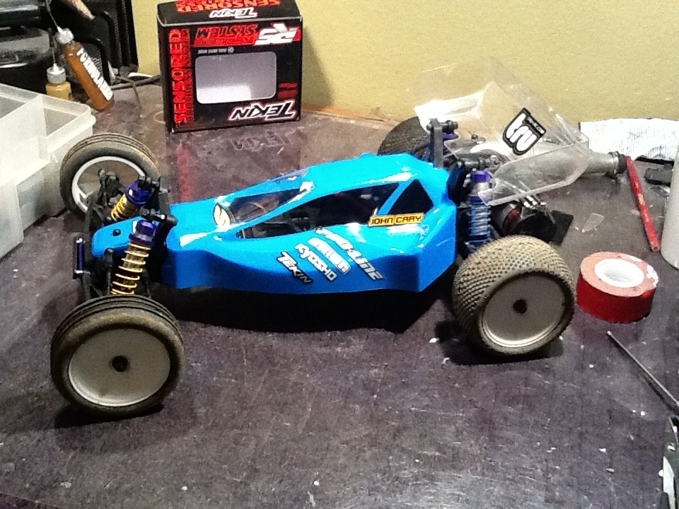 Time for some 2WD buggy