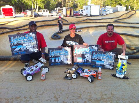 Team Associated Takes Three Titles At The Louisiana State Championships