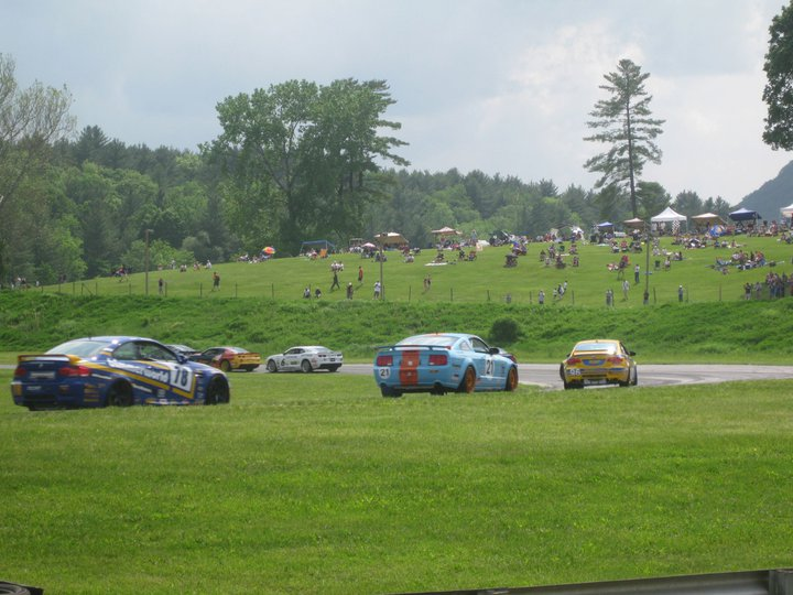 Traxxas Competes at Lime Rock in Grand-Am Rolex Series
