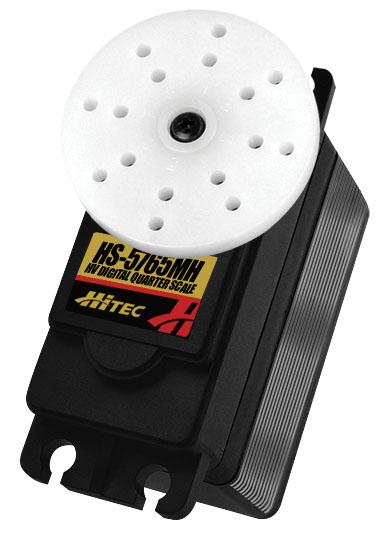 Hitec HS-5765MH High Voltage Digital Metal Gear Giant Servo