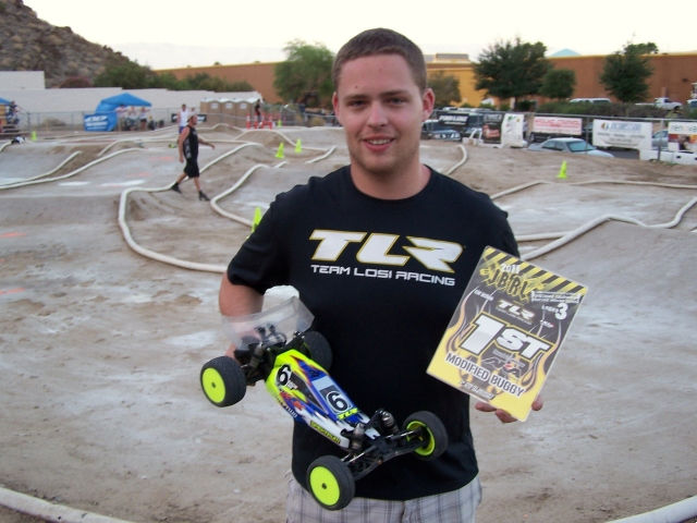 JBRL Electric Series: TLR Wins Round 3