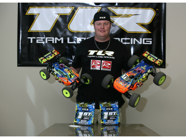 JBRL Nitro Round #2: TLR Wins In Truggy And Buggy