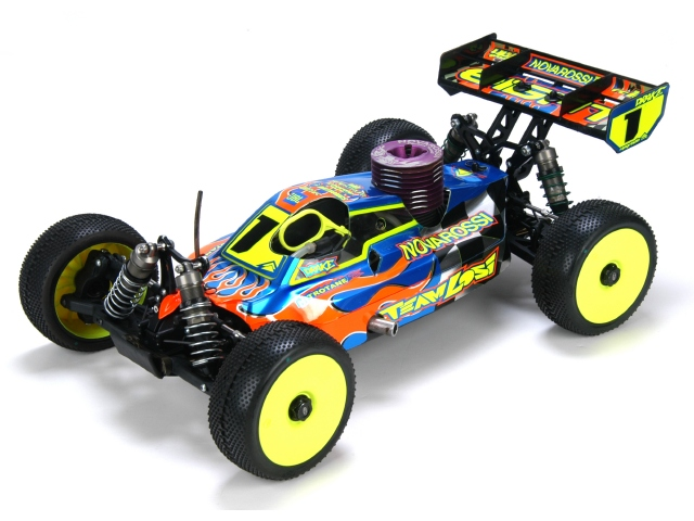 Bill Bridges Benefit Race And Auction Sponsored By Team Losi Racing