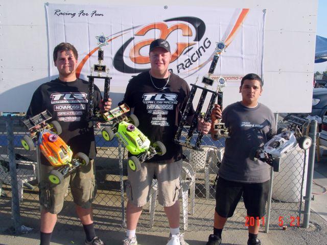 Agama Spring Challenge: TLR Wins