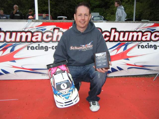 BRCA Nationals Round 1: Schumacher Wins
