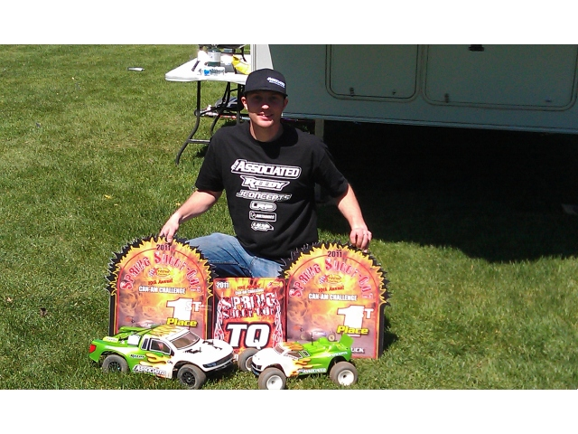 JConcepts Wins At Round 1 Of The Northwest Championship Tour
