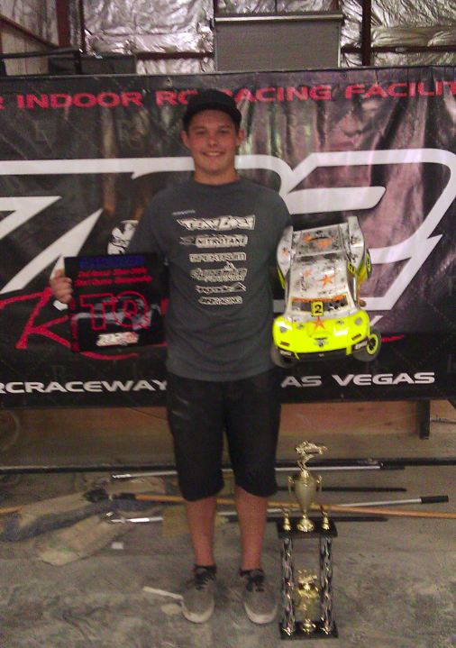 Silver State Short Course Championships: TLR Wins Short Course 4×4 Class