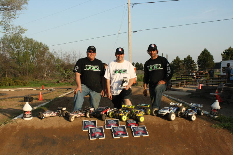 RC Pro Series Round 1 In Ontario, Canada: TLR Wins