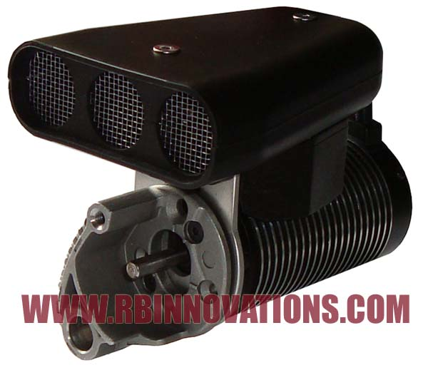 RB Innovations Ice Amps Blower