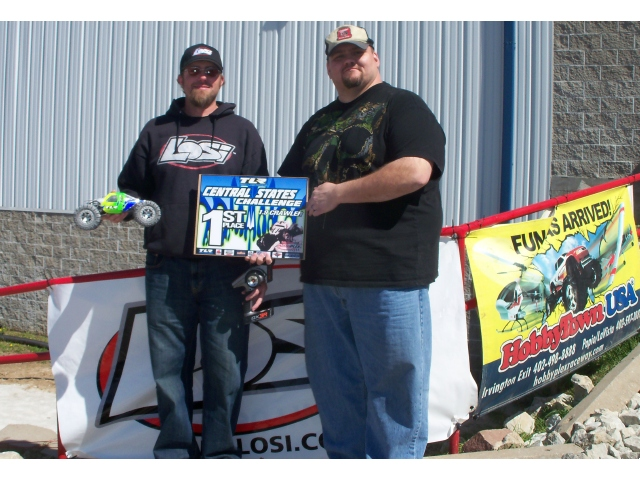 Team Losi Racing Wins At 2011 TLR Central States Rock Crawling Championships