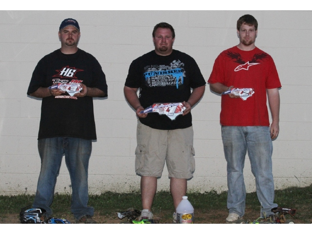 North Carolina Championship Series: JConcepts Sweeps Round 2