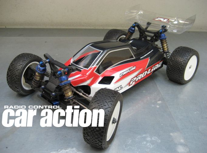 RC Car Action Worldwide Exclusive: Pro-Line BullDog Body For The Kyosho ZX-5