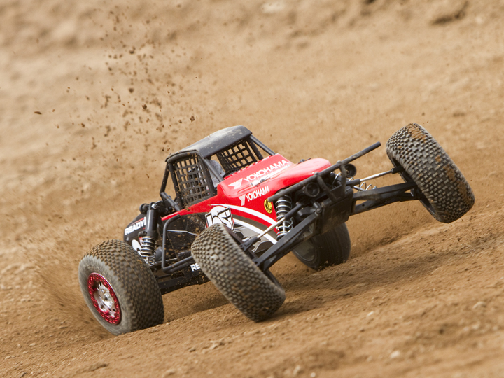 Losi XXX-SCB action video