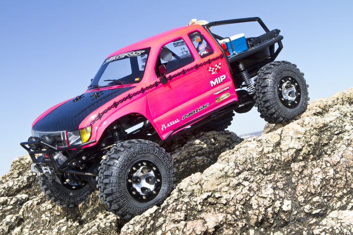 How to: Create an Awesome Rock Crawling Course