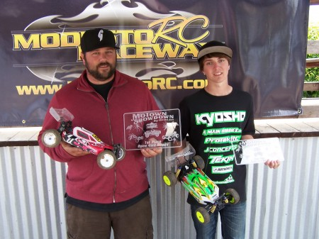 Motown Showdown: Tekin Podiums