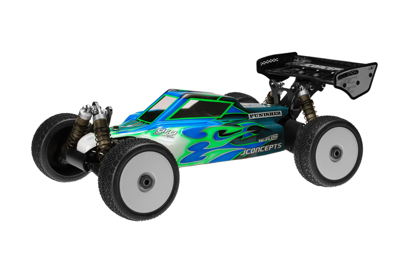 JConcepts Early May Releases