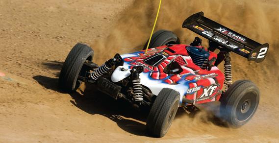 XTM XT2 Racer Track Edition