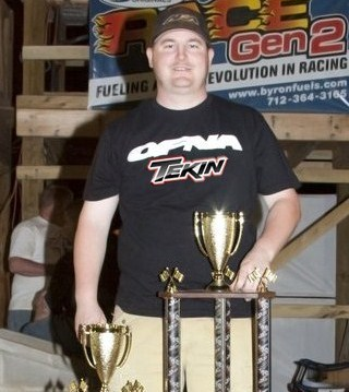 Mike Malott TQ's And Wins Round 1 Of SRI Raceway's Local Joe Series