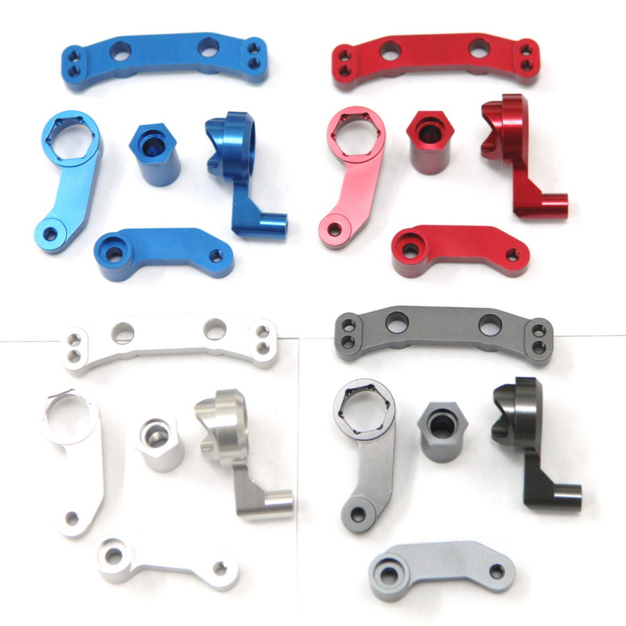 ST Racing Concepts Aluminum Option Parts For Team Associated Team SC10 & RTR B4/T4