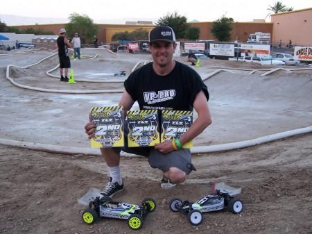 JBRL Round 3: Viper RC's Andrew Smolnik Reports