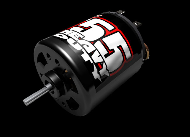 "Tekin T Series ""Heavy Duty"" And Pro Rock Crawling Motors"
