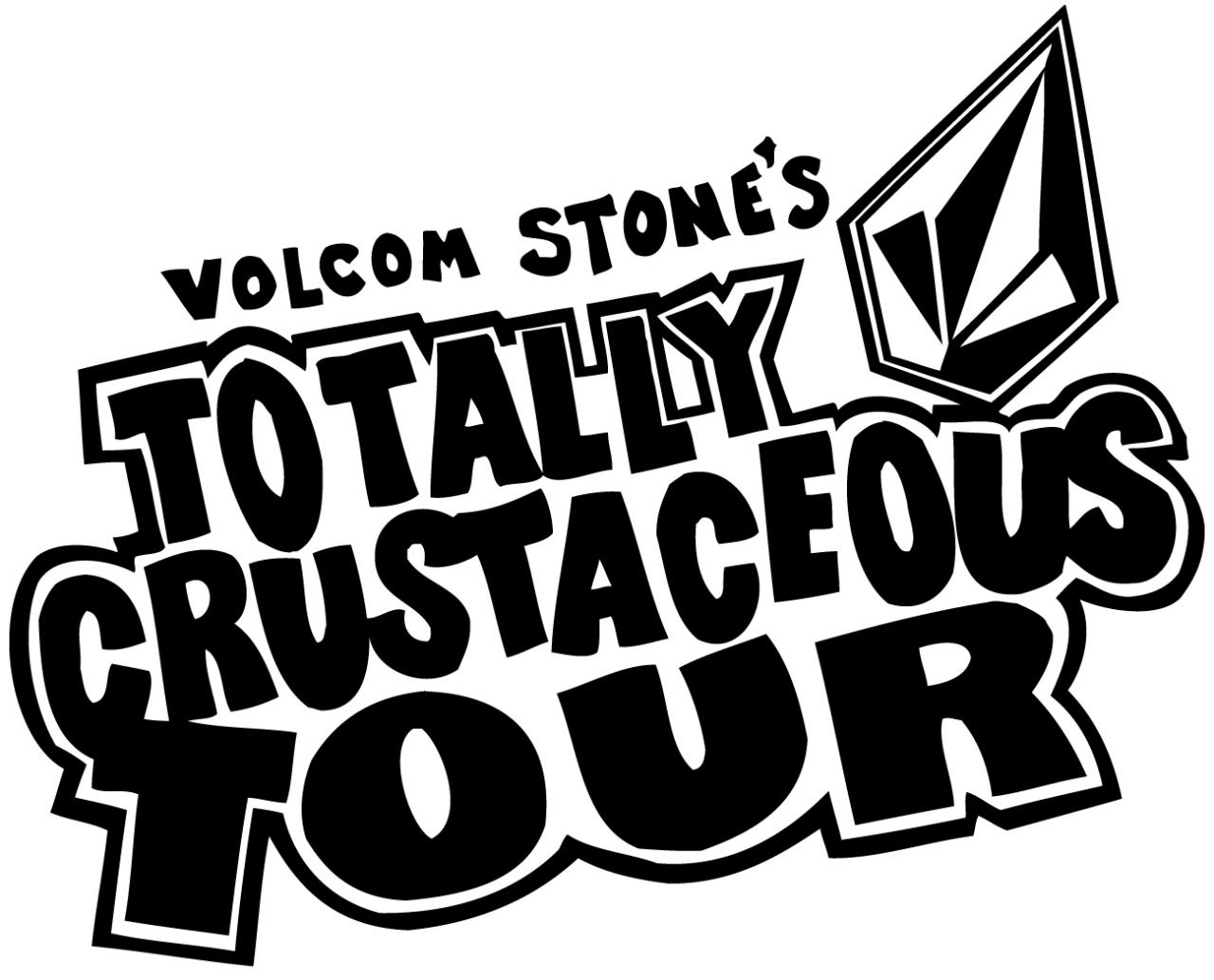 Volcom Stone's Totally Crustaceous Tour, Team Associated Set as Sponsor