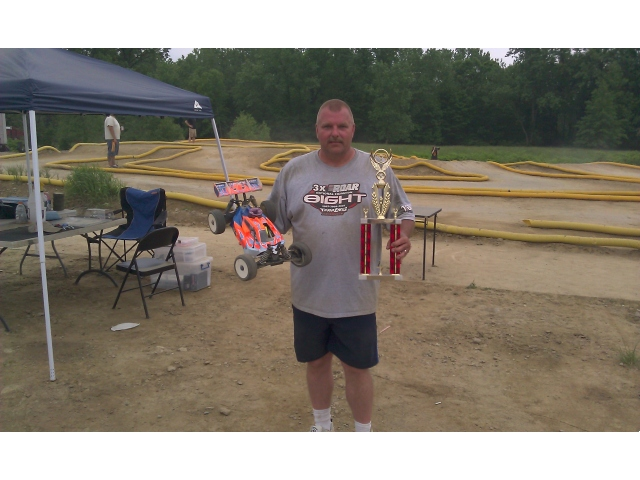 TQ East Coast Challenge: TLR Wins 2WD Mod And 1/8 Nitro Buggy