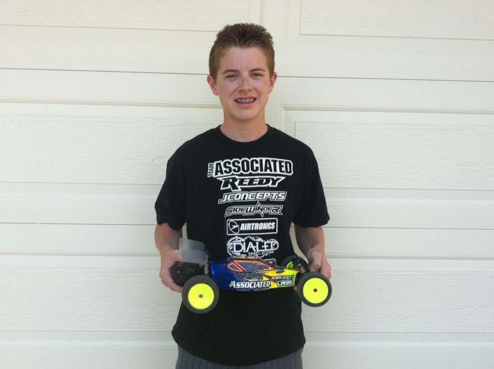 Battle In The Desert Series Round 1: JConcepts Wins