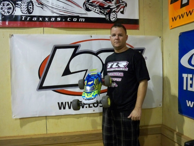 Supercup Championship Series Round 4: TLR Wins Modified Truck Class