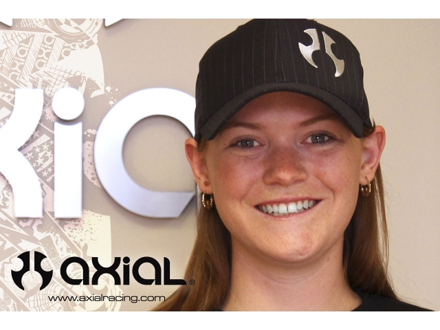 Rock Candy RCC's Jessica Downing Joins The Axial Rock Crawling Competition Team